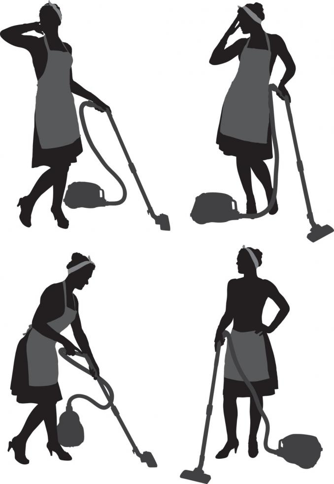 cleaning-lady-with-vacuum-cleaner