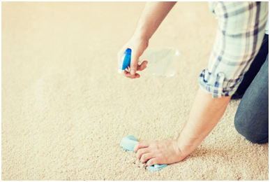 A-Z Reference to Carpet Stains