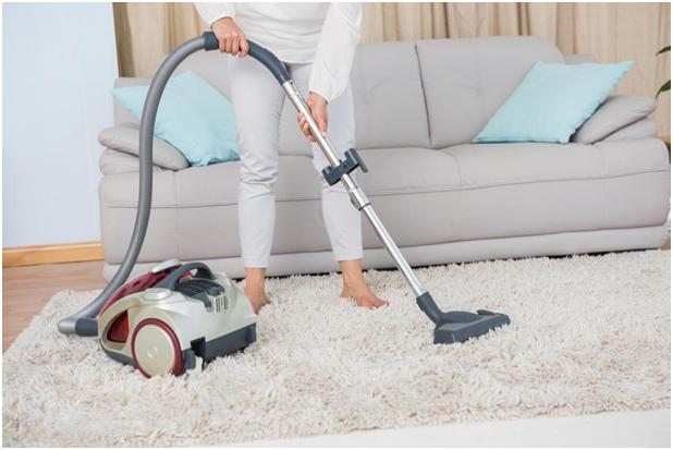 Professional Carpet Cleaning vs. Vacuuming