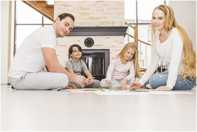 Why Trust Excellence Janitorial Services & Carpet Cleaning for Child-Friendly Carpet Cleaning!