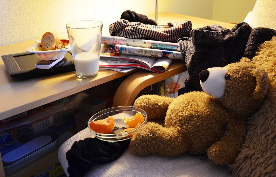 Reduce-clutter